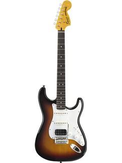 Squier: Vintage Modified HSS Stratocaster - 3-Colour Sunburst Instruments | Electric Guitar