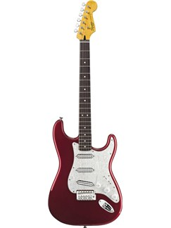 Squier: Vintage Modified Surf Stratocaster - Candy Apple Red Instruments | Electric Guitar
