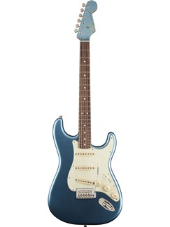 Squier Classic Vibe Stratocaster '60s: Lake Placid Blue Instruments | Electric Guitar