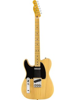 Squier: Classic Vibe Telecaster '50s Left Handed (Maple/Butterscotch Blonde) Instruments | Electric Guitar