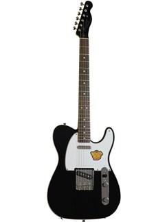 Squier Classic Vibe Telecaster Custom: Black Instruments | Electric Guitar