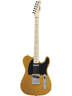 Squier: Affinity Series Tele® Special Edition Electric Guitar - Butterscotch Blonde/Maple Instruments | Electric Guitar