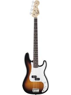 Squier: Affinity Precision Bass (Rosewood/Brown Sunburst) Instruments | Bass Guitar