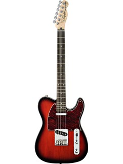 Squier: Standard Telecaster (Antique Burst/Rosewood) Instruments | Electric Guitar