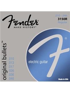 Fender: 3150R Original Bullet Electric Guitar Strings (.010-.046)    Electric Guitar