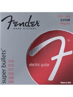 Fender: 3250R Super Bullet Electric Guitar Strings (.010-.046)  | Electric Guitar