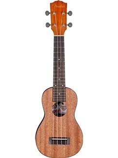 Fender: U'Uku Soprano Ukulele Instruments | Ukulele