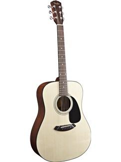 Fender: CD-60 Acoustic Guitar Pack - Natural Instruments | Acoustic Guitar
