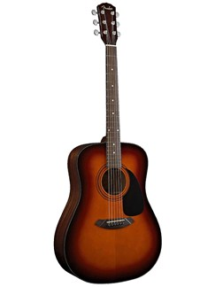 Fender: CD-60 Acoustic Guitar Pack - Sunburst Instruments   Acoustic Guitar