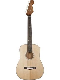 Fender: Newporter Mini Instruments | Acoustic Guitar