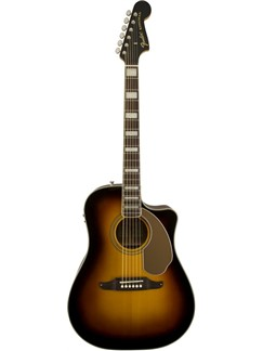 Fender: Kingman ASCE Dreadnought Electro-Acoustic Guitar Instruments | Electro-Acoustic Guitar