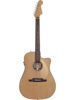 Fender: Sonoran SCE Thinline Electro-Acoustic Guitar Instruments | Electro-Acoustic Guitar