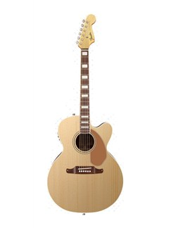 Kingman: SCE Jumbo Acoustic Guitar - Natural Instruments | Acoustic Guitar