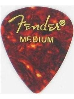 Fender: 351 Shape Guitar Pick Pack - Shell Medium (12 Pack)  |