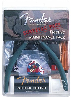 Fender: Electric Survival Pack  | Electric Guitar