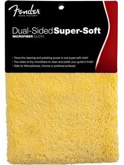 Fender: Dual Sided Super Soft Microfibre Polish Cloth  |