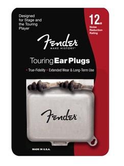 Fender Touring Series Hi-Fi Ear Plugs  |