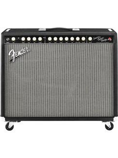 Fender: Super-Sonic Twin Combo Amplifier (Black)  | Electric Guitar