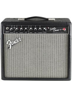 Fender: Super-Champ X2 Combo Amplifier  | Electric Guitar