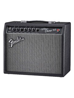 Fender: Vibro Champ XD 5 Watt Tube Combo Amplifier  | Electric Guitar