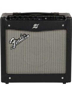 Fender: Mustang I V.2 Amplifier  | Electric Guitar