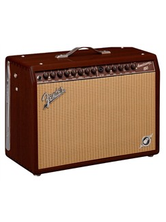 Fender: Acoustasonic 150 Rich Mahogany Combo Amplifier  | Electro-Acoustic Guitar