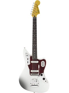 Squier: Vintage Modified Jaguar - White Instruments | Electric Guitar