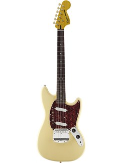 Squier: Vintage Modified Mustang - Vintage White Instruments | Electric Guitar