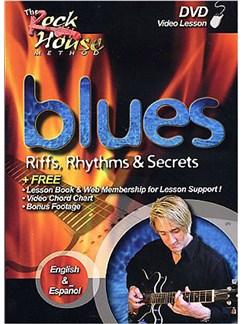Blues Riffs, Rhythms And Secrets DVD DVDs / Videos | Guitar
