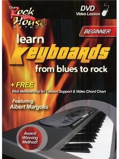 Learn Keyboards - From Blues To Rock DVDs / Videos | Keyboard