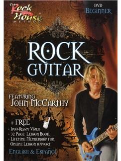 John McCarthy: Learn Rock Guitar (Beginner) DVDs / Videos | Guitar