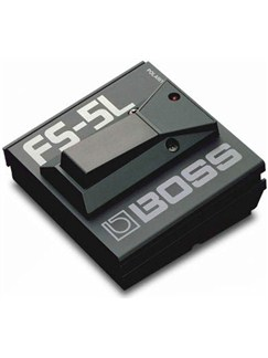 Boss: FS-5 Latching Foot Switch  | Keyboard