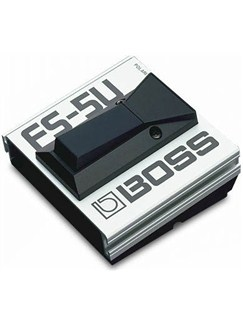 Boss: FS-5 Momentary Foot Switch  | Keyboard