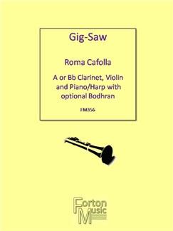 Roma Cafolla: Gig-Saw Books | Clarinet, Piano Accompaniment