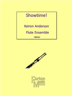 Keiron Anderson: Showtime! Books | Big Band & Concert Band, Wind Instruments