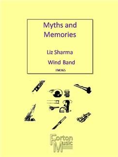 Liz Sharma: Myths And Memories Books | Big Band & Concert Band, Wind Instruments