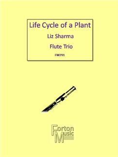 Liz Sharma: Life Cycle Of A Plant Books | Flute