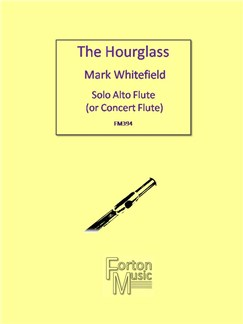 Mark Whitefield: The Hourglass Books | Alto Flute, Flute
