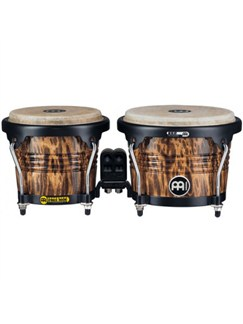 "Meinl: Free Ride Designer Series (Patented In Germany) - 6.75""x8""/Leopard Burl Instruments 