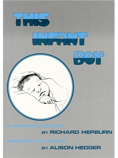Richard Hepburn: This Infant Boy (Teacher's Book) Books | Piano, Vocal & Guitar