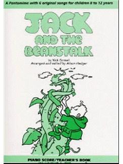 Nick Cornall: Jack And The Beanstalk (Teacher's Book) Books | Piano, Vocal & Guitar