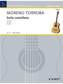 Federico Moreno-Torroba: Suite Castellana Books | Guitar