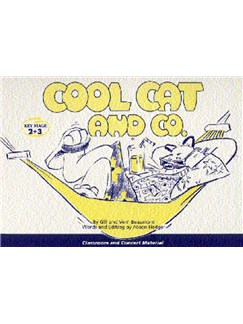Gill Beaumont/Vern Beaumont: Cool Cat And Co. (Book) Books | Recorder