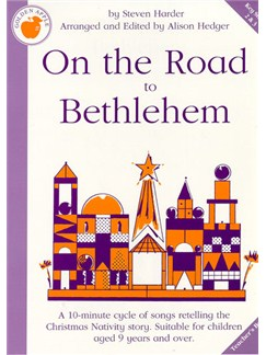Steven Harder: On The Road To Bethlehem (Teacher's Book) Books | Piano, Vocal & Guitar