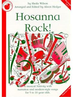 Sheila Wilson: Hosanna Rock! (Teacher's Book) Books | Percussion, Piano, Vocal & Guitar, Recorder