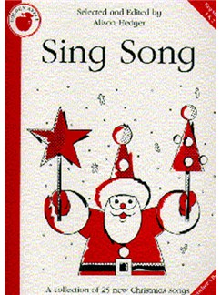 Alison Hedger: Sing Song (Teacher's Book) Books | Piano, Vocal & Guitar