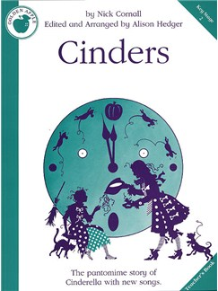 Nick Cornall: Cinders (Teacher's Book) Libro | Piano, Voz y Guitarra(Diagramas)