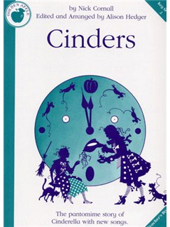 Nick Cornall: Cinders (Cassette)  | Piano, Voice