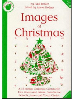 Paul Barker: Images Of Christmas (Teacher's Book) Books | Piano, Vocal & Guitar