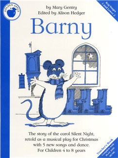 Mary Gentry: Barny (Teacher's Book) Books | Piano, Vocal & Guitar
